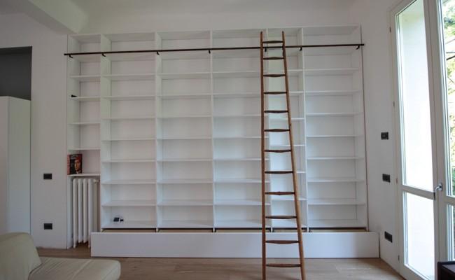 Scale libreria tutto su ispirazione design casa - Scale per librerie ...